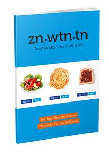 Cover van ZienWetenEten met kilocalorieën en koolhydraten